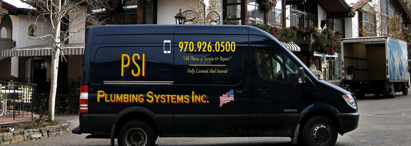 PSI plumbing vail