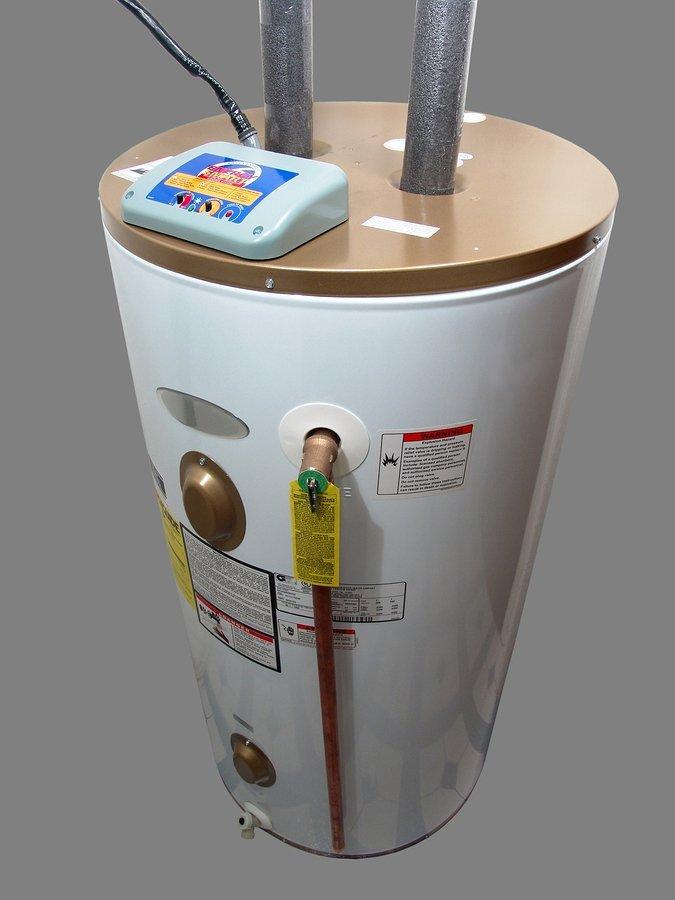 Hot water maintenance - Water heater