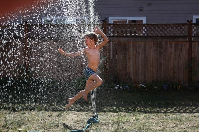 check your sprinkler this summer - Plumbing tips