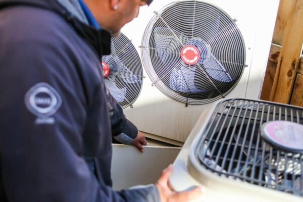 HVAC installation in the Vail Area