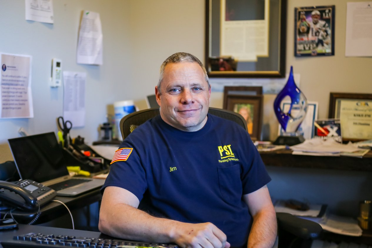 Jim Harper - PSI Owner